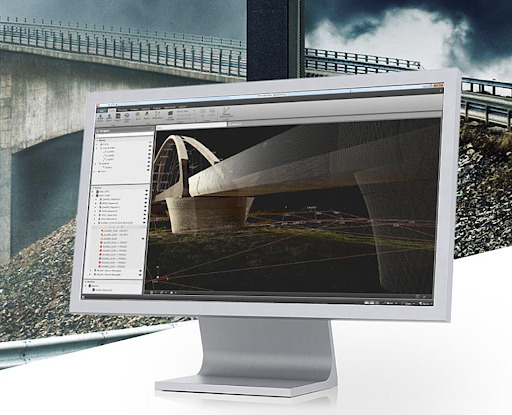 Leica Infinity Software